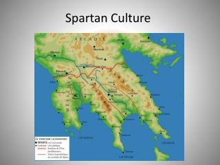 Spartan Culture