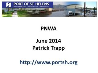 PNWA June 2014 Patrick Trapp portsh