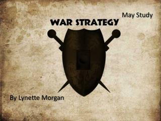May Study By Lynette Morgan
