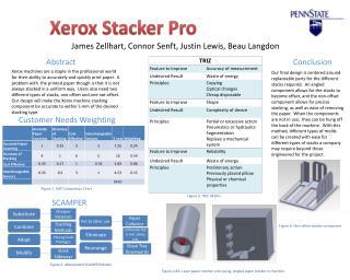 Xerox Stacker Pro