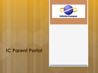 IC Parent Portal