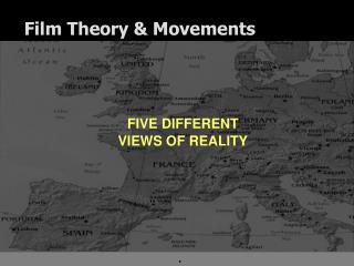 Film Theory  Movements