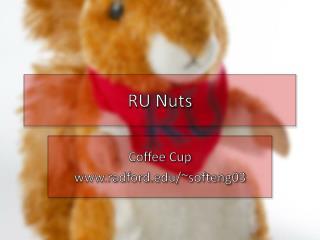 RU Nuts