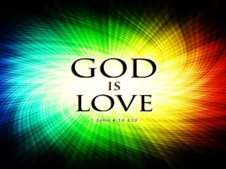 The Bible doesn't say God WILL love you if…