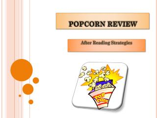 POPCORN REVIEW