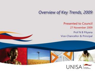 Overview of Key Trends, 2009