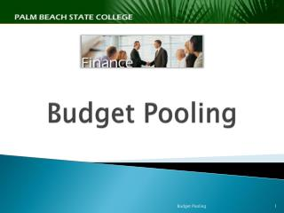 Budget Pooling