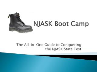 NJASK Boot Camp