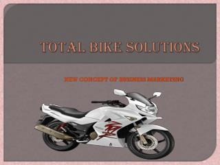 Total Bike Solutions