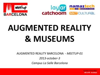 AUGMENTED REALITY & MUSEUMS