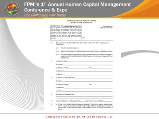 FSIP Request for Assistance Form