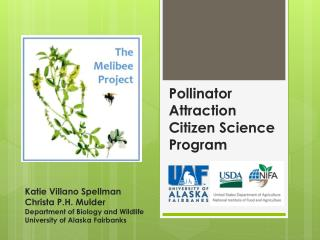 Pollinator Attraction Citizen Science Program