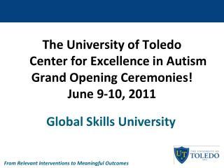 Global Skills University