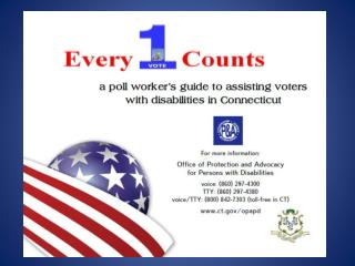 poll workers guide
