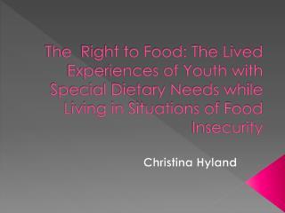 Christina Hyland