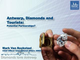 Antwerp, Diamonds and Tourists: Potential Partnerships?