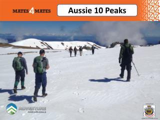 Aussie 10 Peaks