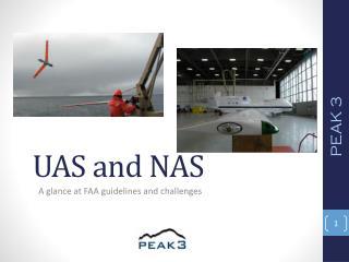 UAS and NAS