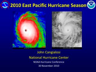 2010 East Pacific Hurricane Season