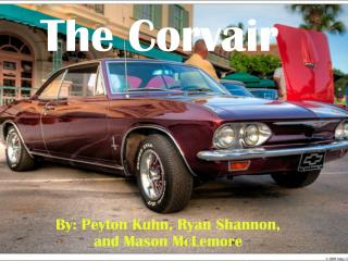 The Corvair