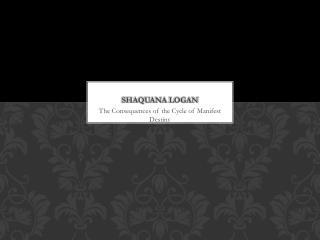Shaquana  Logan