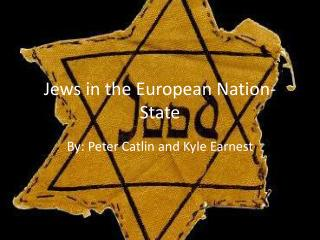 Jews in the European Nation-State
