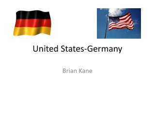 United States-Germany