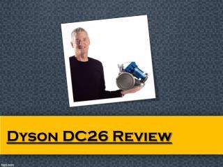 Dyson DC26 Review