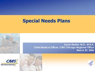 SPECIAL NEEDS PLANS
