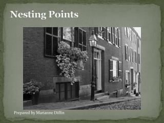 Nesting Points