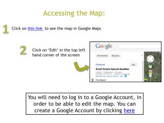 Click on  this link  to see  the map in Google  Maps