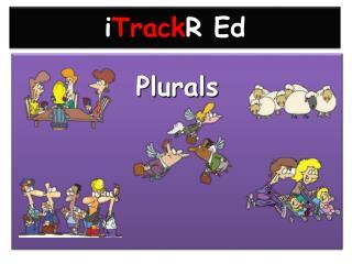 i Track R Ed