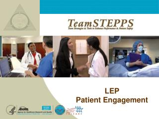 LEP  Patient Engagement