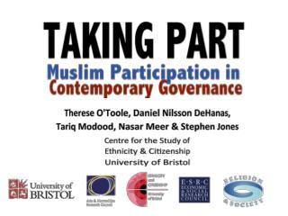 Muslim Participation in Contemporary Governance