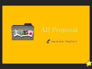 AD Proposal