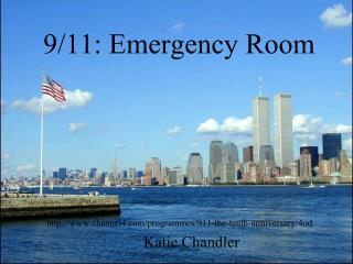 9/11: Emergency Room