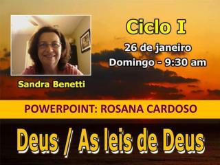 POWERPOINT: ROSANA CARDOSO