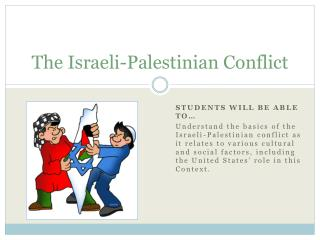 The Israeli-Palestinian Conflict