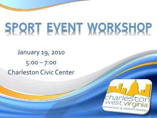 Sport  Event  Workshop