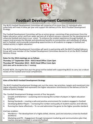 Football Development Committee