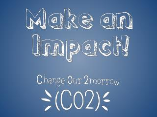 Kulshan Middle School Takes Action!