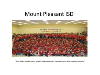 Mount Pleasant ISD