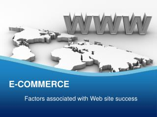Factors  associated with  Web  site  success