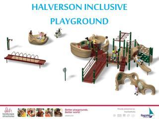 HALVERSON INCLUSIVE PLAYGROUND