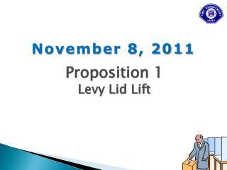 November 8, 2011