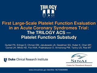 clinicaltrials Identifier: NCT00699998
