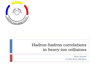 Hadron-hadron  correlations in heavy-ion collisions