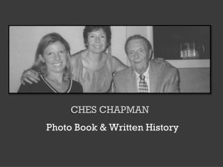 Ches Chapman