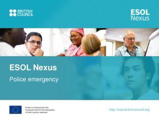ESOL Nexus