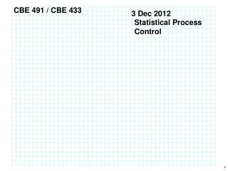 CBE 491  /  CBE 433